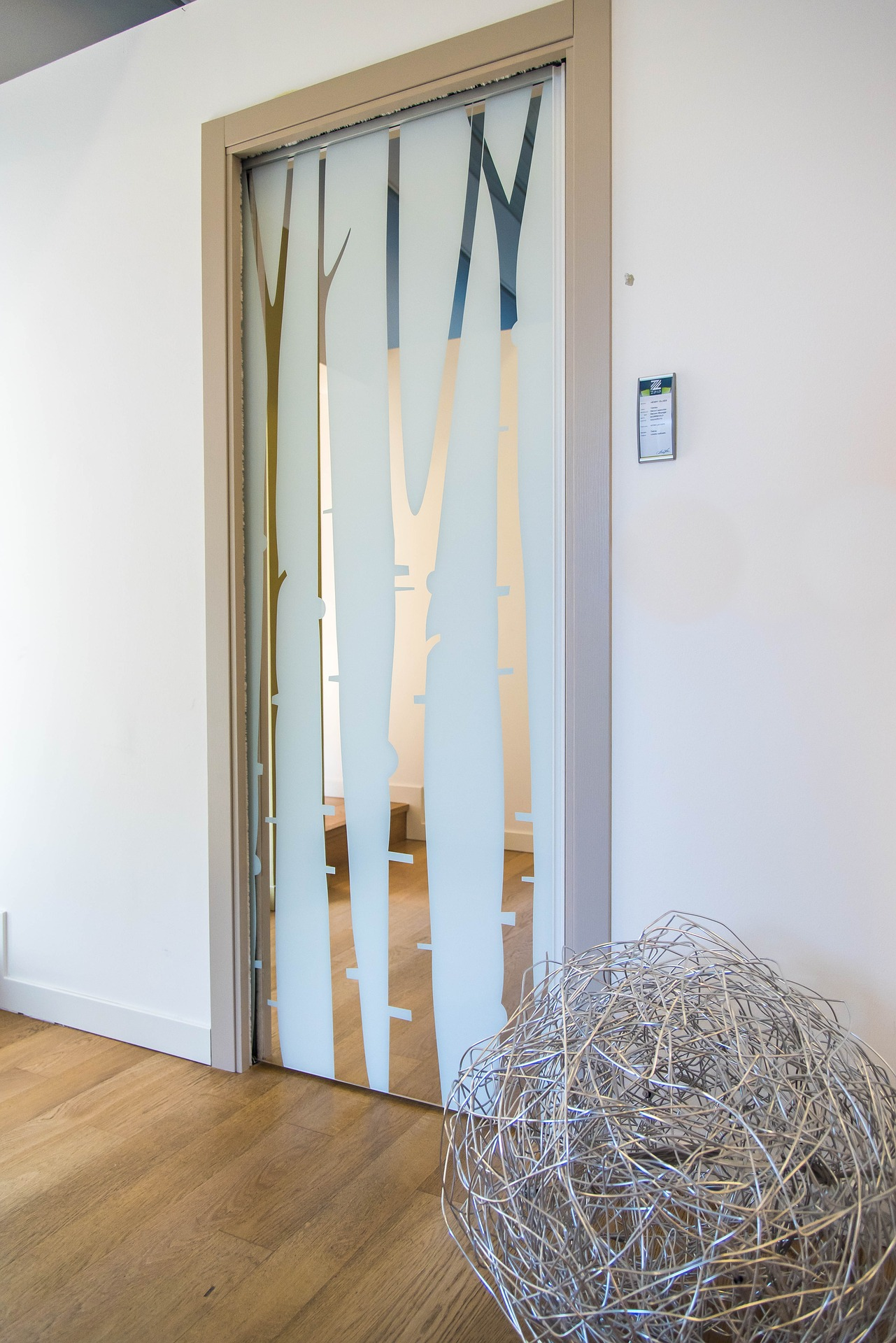 Securing Glass Sliding Doors
